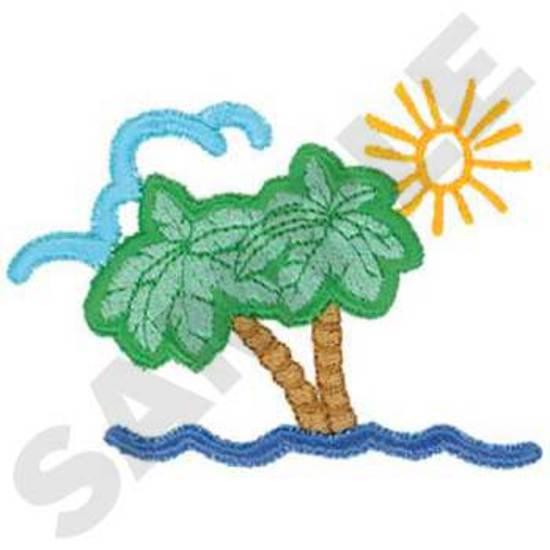 Palm Scene