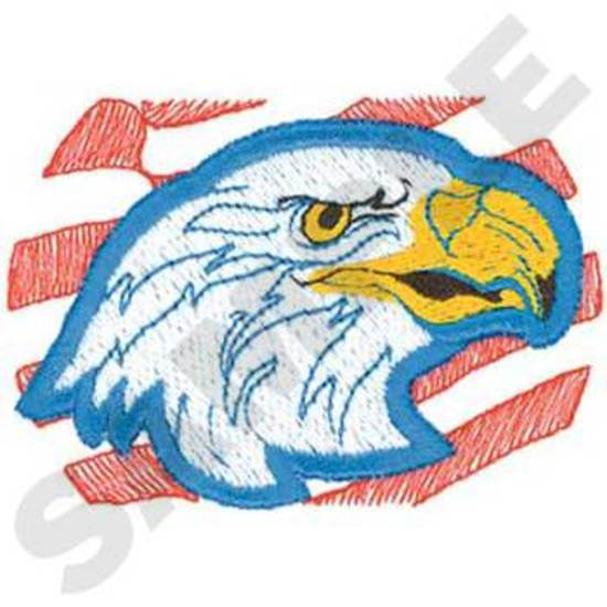 Eagle W/ Stripes