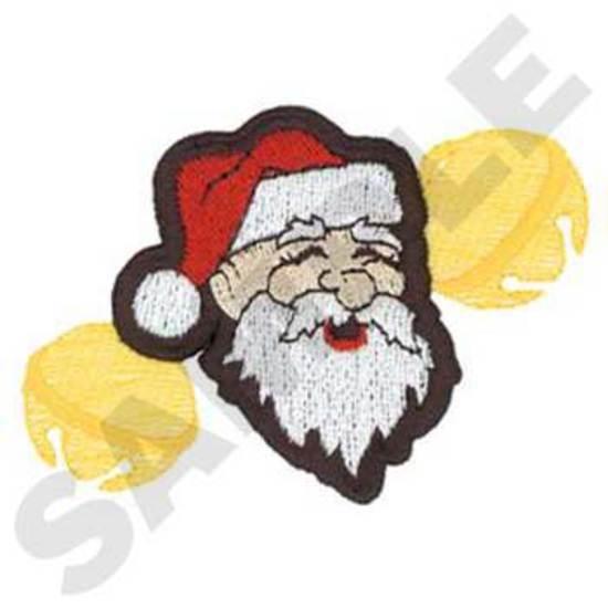 Santa W/ Bells