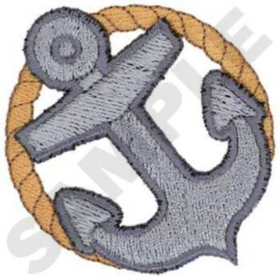 Anchor W/ Rope
