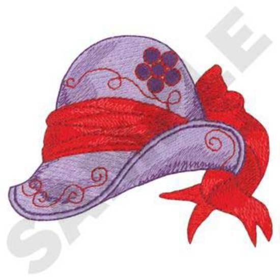 Hat W/ Sash