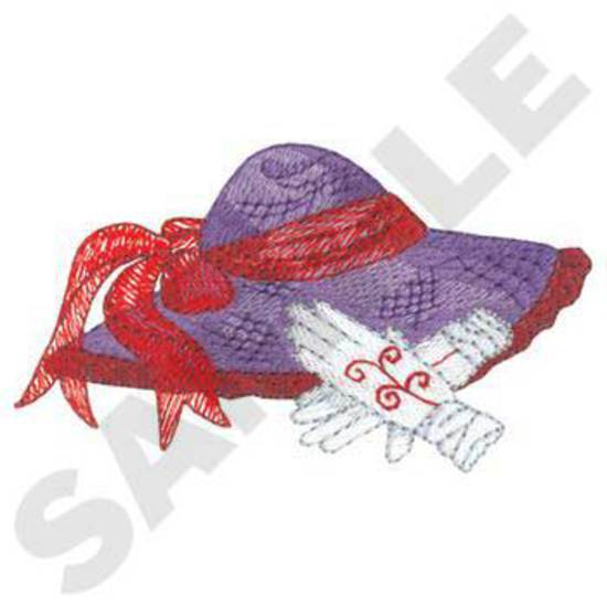 White Gloves & Hat