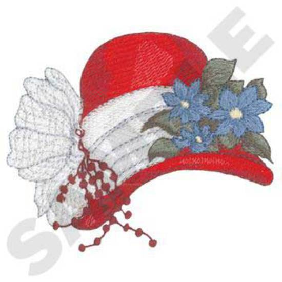 Hat W/ Beads