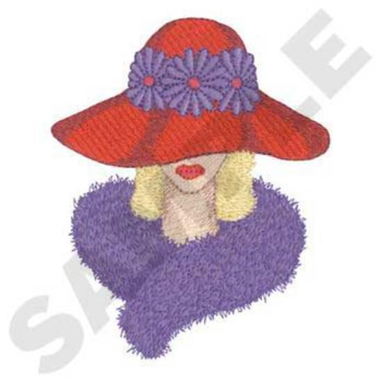Lady W/ Hat