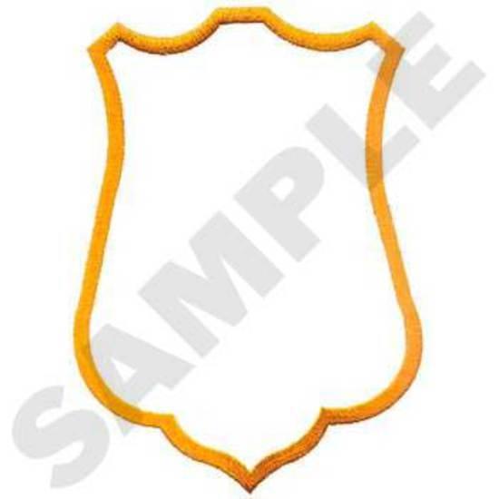 Badge Outline