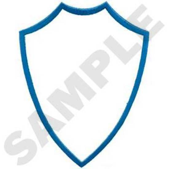 Shield Outline 4