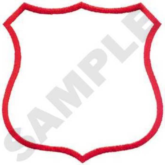 Badge Outline 2