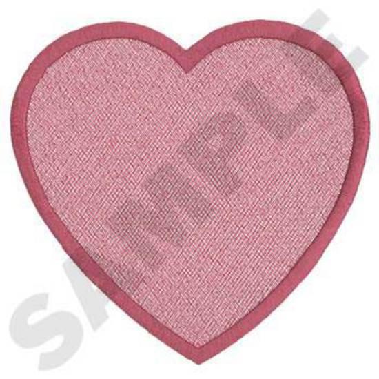 Heart/ Background