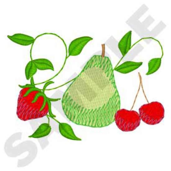 Small Fruit Border