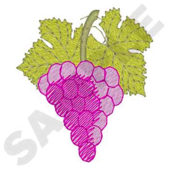 Small Wine /grapes Corner