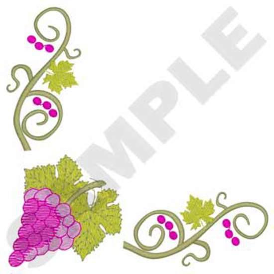 Napkin Wine Corner