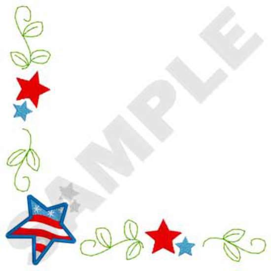 Napkin Star Corner