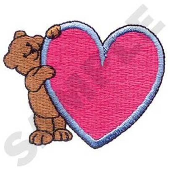 Bear W/heart