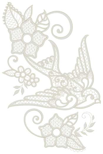 Lace Swallow