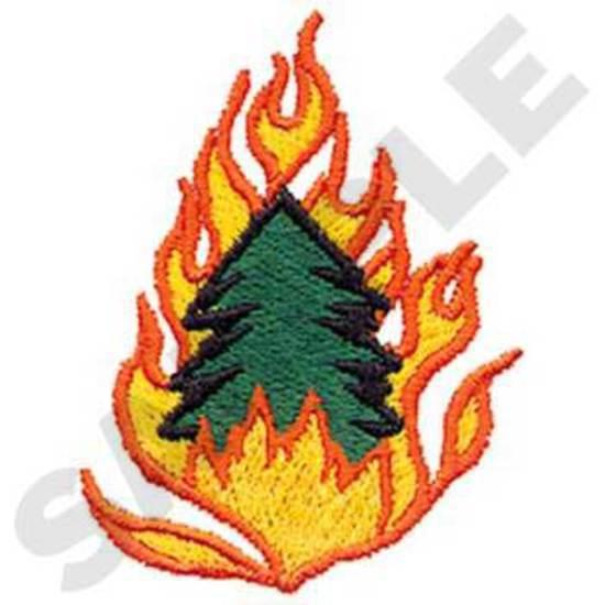 Forest Fire Logo
