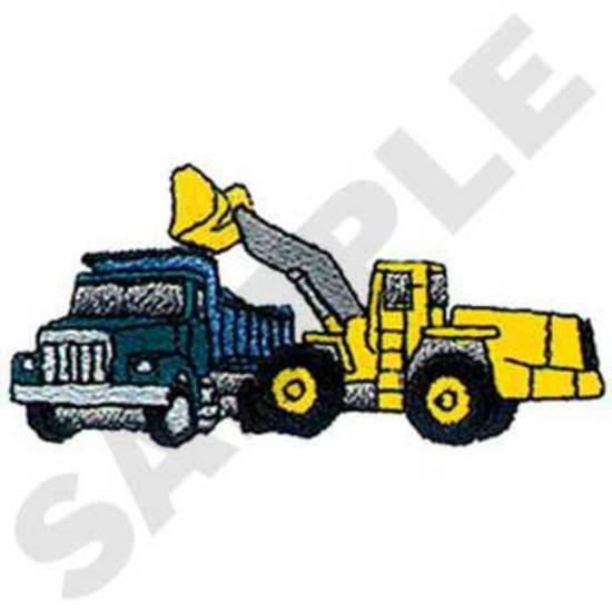 Loader W/truck