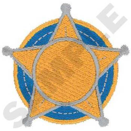 Five-point Badge