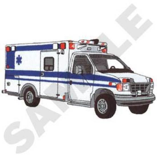 Lg. Ambulance