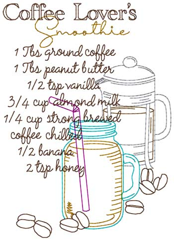 Coffee Lover's Smoothie