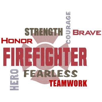 Firefighter Words