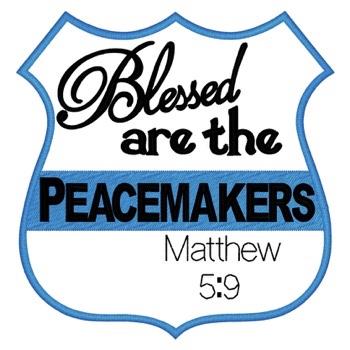 Matthew 5:9 Small
