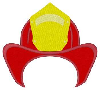 Fire Helmet Monogram Drop