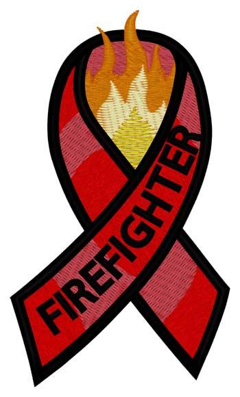 Firefighter Ribbon