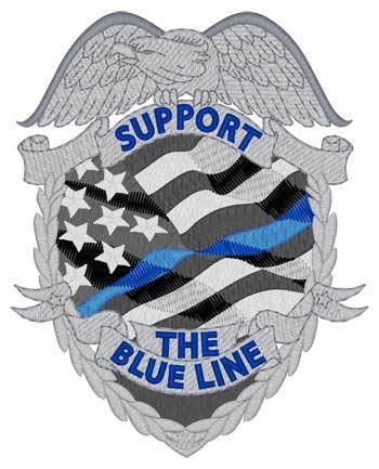 Sm Police Shield