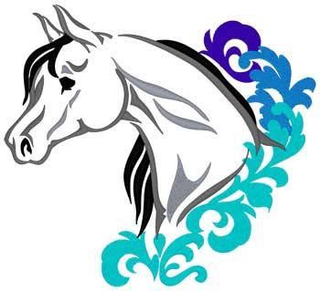 Arbian Horse