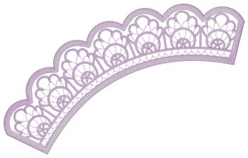 Lace Pattern Applique
