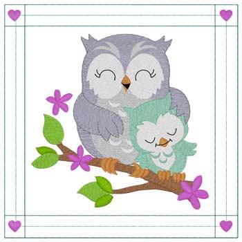 Grandma Owl