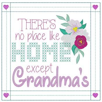 No Place Like Grandma's
