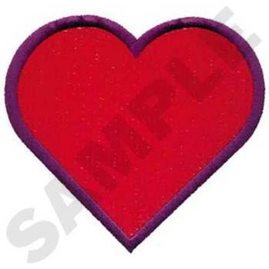 Filled Heart