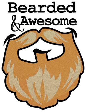 Bearded & Awesome