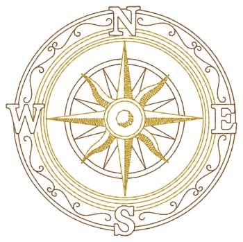 Sm. Nautical Rose