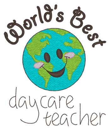 Best Daycare Teacher