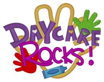 Daycare Rocks!