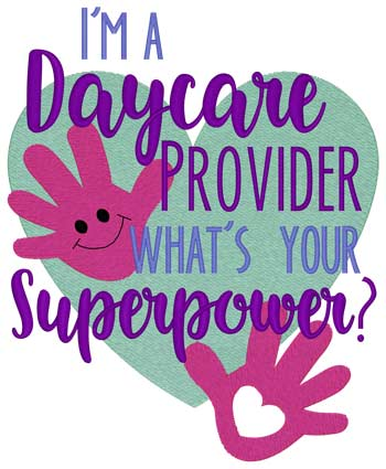 Daycare Superhero