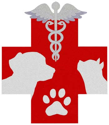 Veterinarian Medical Cross