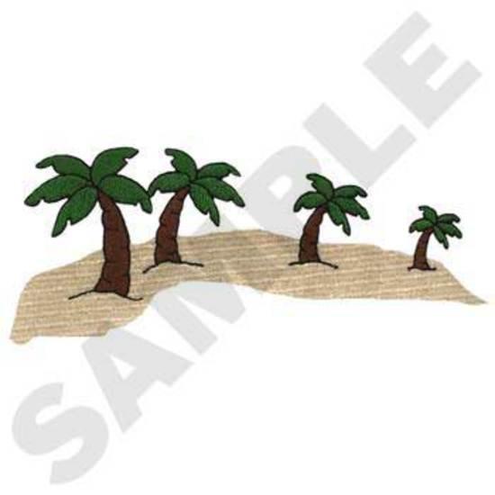 Palm Tree Drop In