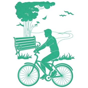 Bike Ride In Park