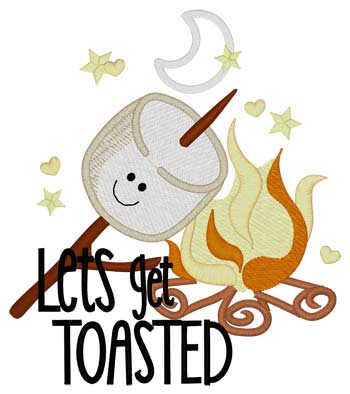 Let's Get Toasted