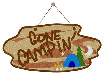 Gone Campin'