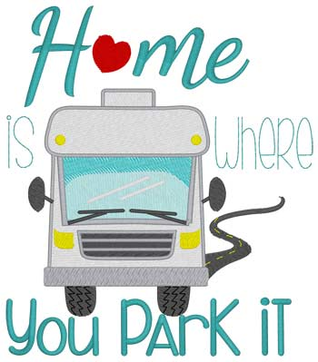 Home Where You Park It