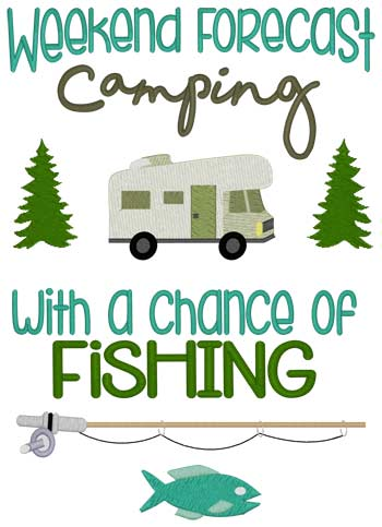 Camping Forecast
