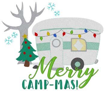 Merry Camp-mas