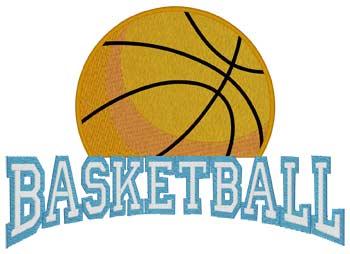 Basketball 3d Puff