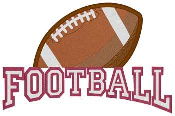 Football 3d Puff