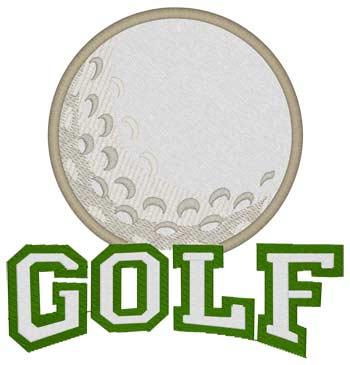 Golf 3d Puff