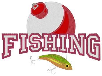 Fishing 3d Puff